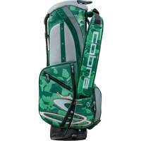 COBRA PUMA Golf Stand Bag - Union Camo Vessel - Green LE 2019