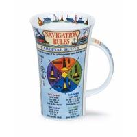 Dunoon Mugs, Navigation Rules, Glencoe Mug