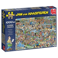 Jumbo 19199 Jan Van Haasteren - The Pharmacy 1000 Piece Jigsaw Puzzle