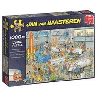 Jumbo 19050 Jan Van Haasteren - Technical Highlights Jigsaw Puzzle (1000-piece)