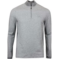BOSS Golf Pullover - Piraq - Grey Melange FA19