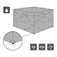 Charles Bentley Large Rectangular Furniture Cover - Black