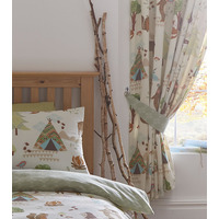Yellowstone, Woodland Animals Curtains 72s