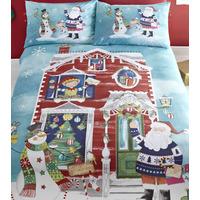 Waiting For Santa Single Bedding