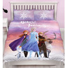 Disney Frozen 2 Double Duvet - Journey