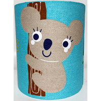 Animal Adventure Medium Fabric Light Shade - Koala