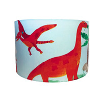 Dinosaur World Lighting. Large Ceiling Shade