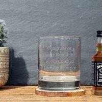 Jack Daniels Miniature & Tumbler Gift Set