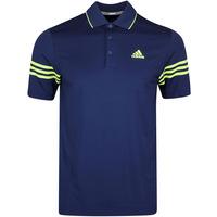 adidas Golf Shirt - Ultimate Blocked Polo - Collegiate Navy SS20