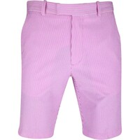 G/FORE Golf Shorts - Summer Stripe - Bougainvillea SS20