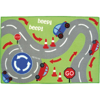 Beep Beep, Transport Mat 60 x 90 cm