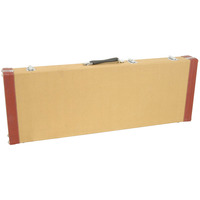 Tweed Style Electric Guitar Case 2 Tone