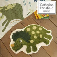 Catherine Lansfield Dinosaur Shaped Rug