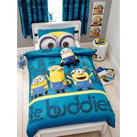 Minions Single Bedding Le Buddies