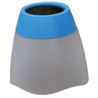 Solar LED Tumbler Table Light - Blue