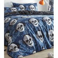 Pixel Skulls Duvet Covers