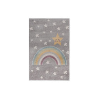 Rainbow Night Rug 80 x 120 cm