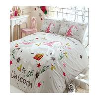 Wishing for Unicorns, Single Christmas Bedding
