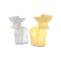 3D Ceramic Night Light - Deer