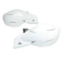 pit-bike-handlebar-brush-guards-white
