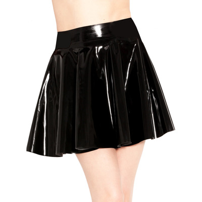 Latex Skating Skirt