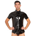 PVC Short Sleeved Shirt