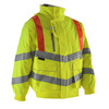 Click to view product details and reviews for Pulsar P489 High Vis Traffic Management Bomber Jacket.