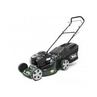 Webb 18HP Supreme 18 inch 3 in 1 Briggs & Stratton Push Petrol Rotary Mower