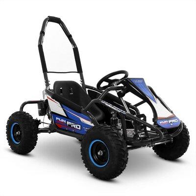 FunBikes Funkart 79cc Blue Kids Mini Go Kart
