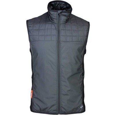Icebreaker Helix Golf Gilet Vest Black AW15