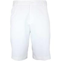 Puma Tech Golf Shorts White AW15