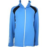 Galvin Green Junior Rex Insula Golf Jumper Blue