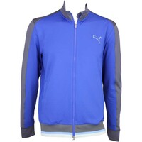 Puma PWRWARM Golf Track Jacket Sodalite Blue AW15