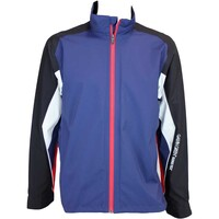 Galvin Green Aston Waterproof Golf Jacket Midnight Blue-Black