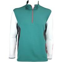 Galvin Green Dixon Insula Golf Jumper Racing Green AW15