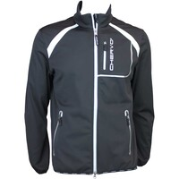 Chervò Mirandola Wind-Lock Golf Jacket Black AW15