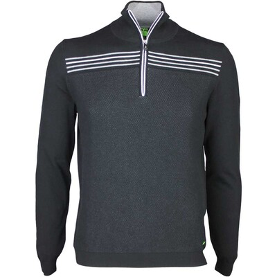 Hugo Boss Zarm Golf Jumper Black PS16
