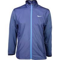 Nike Wind Golf Jacket - Full Zip Shield Midnight SS16