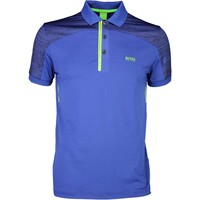 Hugo Boss Golf Shirt - Pavotech Blue Depths SP16