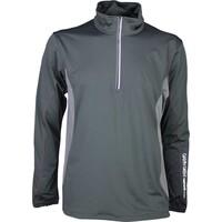 Galvin Green Windstopper Golf Jacket - BRAD Black-Grey