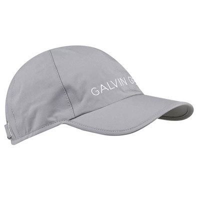 Galvin Green Waterproof Golf Cap - ABEL Steel Grey