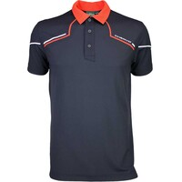 Chervò Golf Shirt - ABILE Black SS16