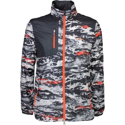 Cherv242 Wind Golf Jacket MUSARO Black Camo SS16