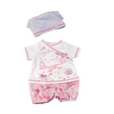Baby Annabell My First Day and Night Clothing: Smart Playtime Outfit