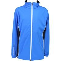 Galvin Green Junior Windstopper Golf Jacket - Robin Blue