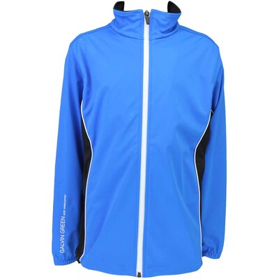 Galvin Green Junior Windstopper Golf Jacket - Robin Blue