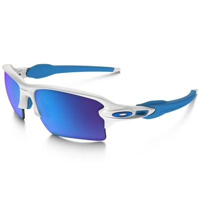 Oakley Golf Sunglasses Flak 20 XL Matte White Sapphire