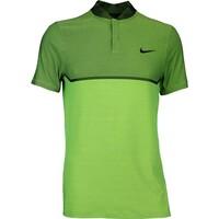 Nike Golf Shirt - MM Fly BLADE Block Alpha - Volt AW16