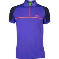Hugo Boss Golf Shirt - Prek Pro - Clematis Blue FA16