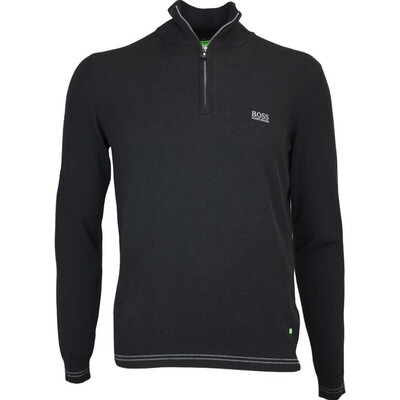 Hugo Boss Golf Jumper - Zime - Black FA16